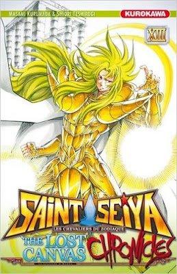 Saint Seiya The Lost Canvas CHRONICLES, tome 13 : Shion du Bélier - Masami Kurumada et Shiori Teshirogi