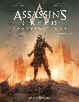 Assassin's Creed Conspirations, tome 1 : Die Glocke - Guillaume Dorisson et Jean-Baptiste Hostache