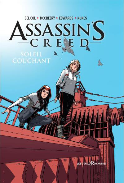 Assassin's Creed, tome 2 : Soleil couchant - Del Col / McCreery / Edwards / Nunes