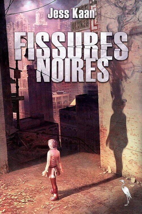 Fissures Noire - Jess Kaan