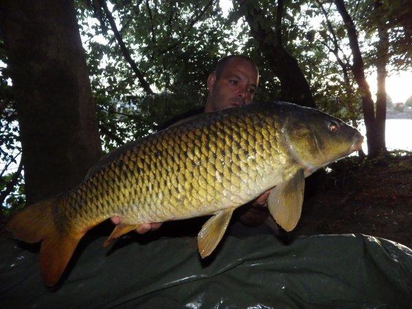 petite pêche rapide de 18 h