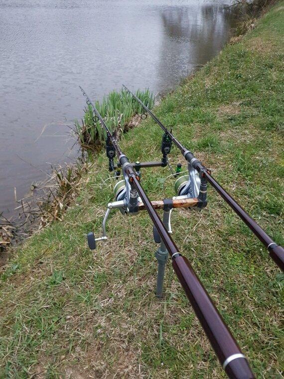 Première pêche de 2017