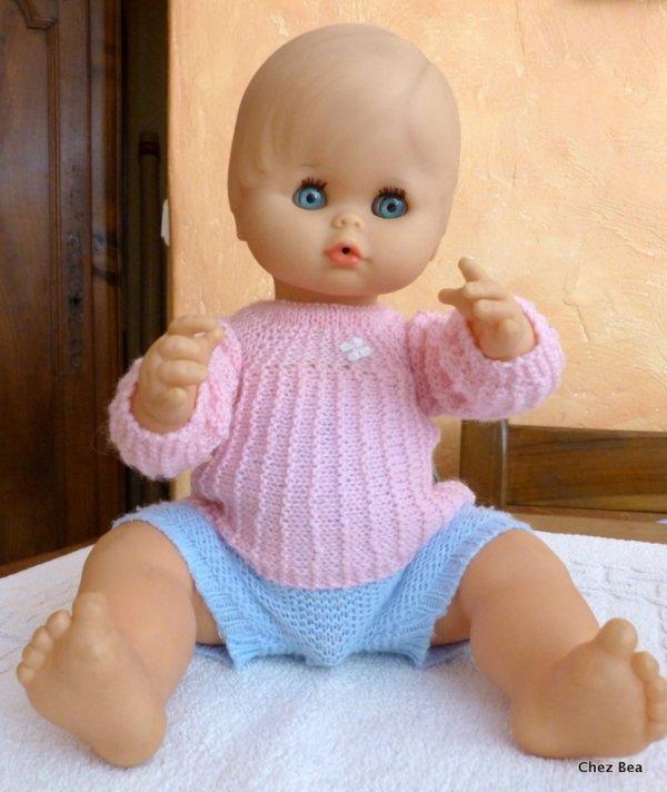 Nouvelles poupées en attente d'une famille