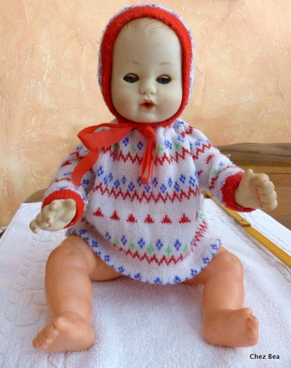 Et quelques poupées de plus!