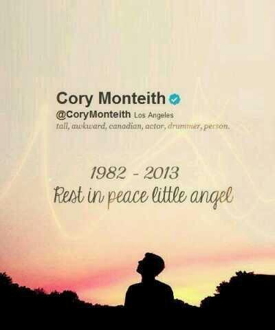 Mon acteur favoris est décédé.