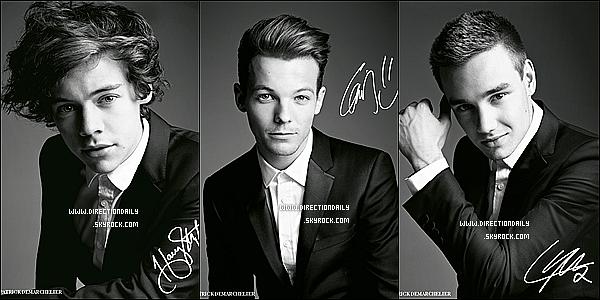 Découvrez plus de photos prise pour le magazine Vogue de Décembre !