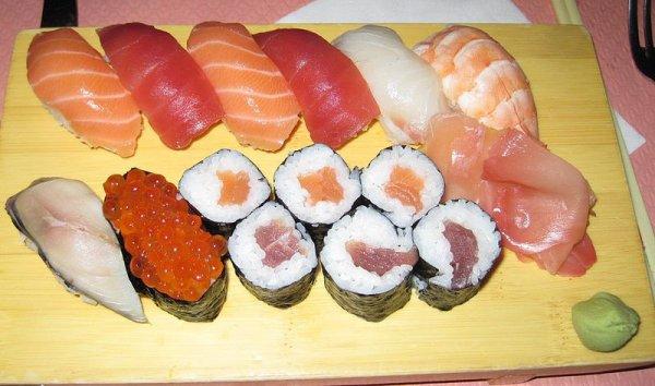 Cuisine japonaise : Sushi <3