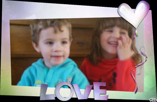 Les deux Z'amours de ma vie <3 <3