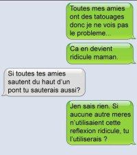 SMS Drôles