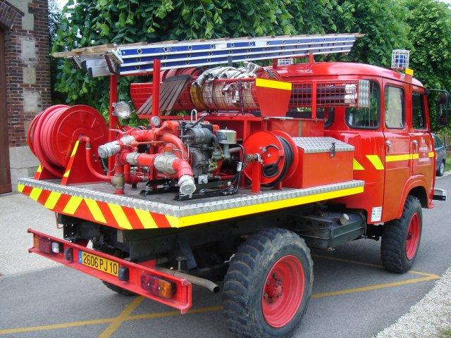 Pompiers de Villemoiron en Othe