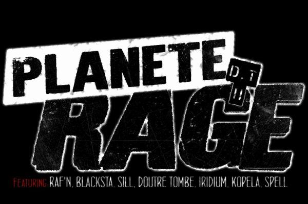 PLANETE RAGE dispo sur XPRIMPRODUCTION.COM !!