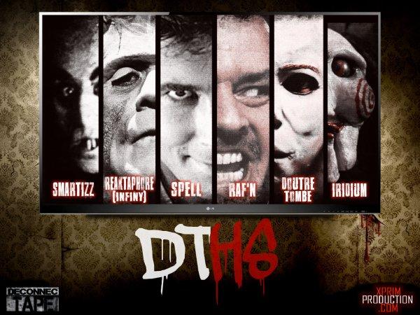 La Mixtape DTHS est dispo!! Extraits: Remix de TEMPS MORT 2.0 (Booba & Lino), RDV sur SoundCLOUD...