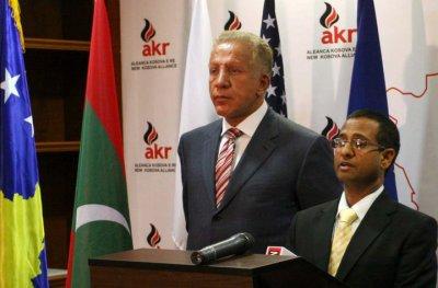 Ministri i Jashtëm i Maldiveve viziton AKR-në