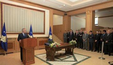 Nënshkruhet Deklarata e partive politike për mbarëvajtjen e procesit zgjedhor