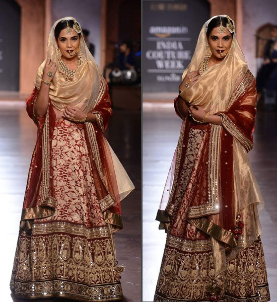 LE TOP 10 DES LOOKS DE AMAZON, INDE, COUTURE WEEK 2015