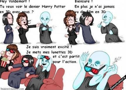 Petit problème pour Voldemort