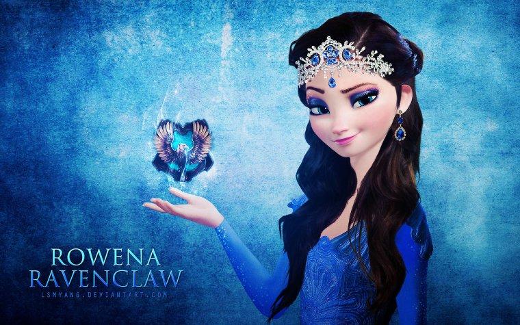 Rowena Serdaigle