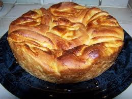 Levure de boulanger dans un gateau