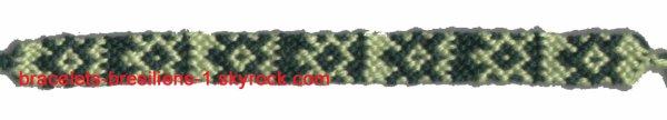 125 ème bracelet bresilien: des petites tortues