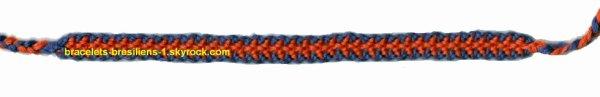 bracelet 148: chenille