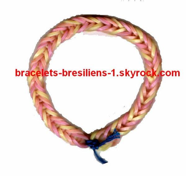 4ème bracelet en élastiques