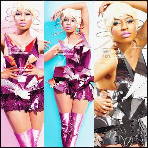 -------  Découvrez les nouveaux produits de Nicki Minaj pour la grande marque « OPI » une collection de vernis original.  J'aime beaucoup, chaque mot de vernis a été défini par Nicki Minaj. Je trouve cela super et les descriptions collent vraiment à chaque vernis -------