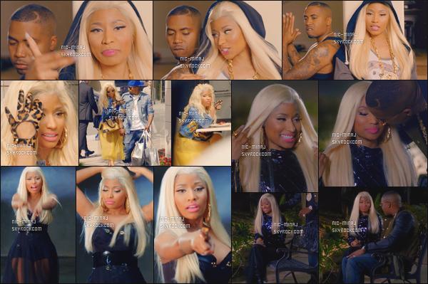 -------   Voici le clip de  miss Nicki Minaj et de Chris Brown «  Right By My Side  »  - Mai 2012.     Extrait de l'album de Nicki Minaj. Le clip est produit par  Benny Boom  à Los Angeles. J'adore se clip ils sont trop adorable tous les deux.  -------