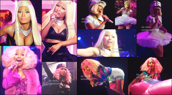 ------- 24/10/12: La belle Nicki Minaj  photographiée  pendant sa grande tournée « Roman Reloaded Tour » -    Liverpool.  Photos HD/Telephones portables. Nicki est tellement belle et au top à travers toutes ses perruques et tenues. Vraiment sublime, donc top.  -------