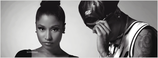 -------   Découvrez le clip love de August Alsina avec Nicki « No Love »  - Septembre 2014.     ~ Extrait de l'album de  August Alsina. Le clip est réalisé par Benny Boom  à Los Angeles. J'aime le clip, Nicki joue bien le role de la drama.  -------