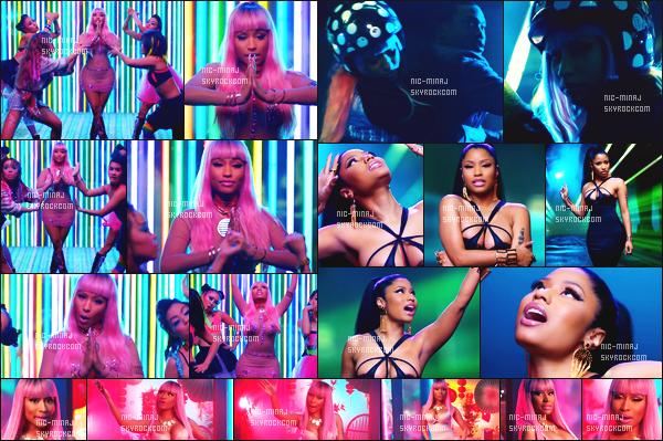 -------   Découvrez  le sublime clip de Nicki Minaj   «  The Night Is Still Young  » -  Mai 2015.   ~ Extrait de l'album de Nicki Minaj. Ce clip fait partie de mes clips favoris de Nicki,  elle est au top. J'adore  beaucoup cette chanson aussi.   -------