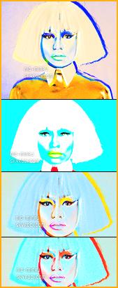-------   Couverture + Shoot   de Nicki « New York Times Magazine »  - Octobre 2015.    Super les photos Nicki, je trouve cela vraiment original toutes les photos qui changent d'habitudes. Gros top. J'aime la couverture.  -------
