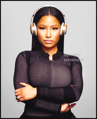 -------   Découvrez la belle Nicki Minaj  dans la publicité de  « Beats By Dre »  -  Octobre 2016.    Elle est tellement belle dans cette pub, j'adore beaucoup la combinaison qu'elle porte, et gros top pour cette perruque brune longue..  -------