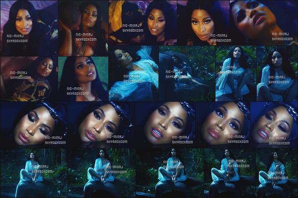 -------    •• Voici le nouveau clip de  notre  Nicki Minaj « Regret In Your Tears »  -  Mai 2017.     ~ Extrait de l'album de Nicki Minaj qui est encore secret. Se clip est devenu mon favori de mlle Nicki. Elle est  assez belle, c'est  de l'art.  -------