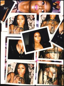 -------   • Découvrez notre sublime Nicki Minaj pour le magazine  « Dazed »  - Septembre 2017.     Traduction faite par le site HNM. Merci pour se travail dure. Je trouve que ses photos sont  assez spéciale. Il faut aimer, je ne suis pas fan.  -------