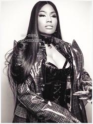 -------     Découvrez la  merveilleuse  Nicki Minaj pour le magazine  « XXL »  - Septembre 2017.     Traduction faite par le site HNM. Merci pour se travail dure. J'adore assez les photos, c'est assez simple mais cela lui va tellement bien.  -------