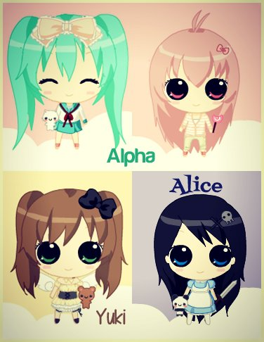 1ère Pullip ♥ Alpha