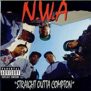 Compton CA: N.W.A. - Straight Outta Compton