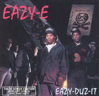 Compton CA: Eazy- E - Eazy-Duz-It