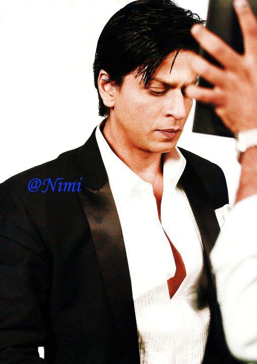 L'Unique et the King Shah Rukh Khan
