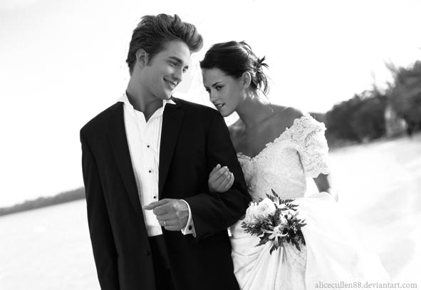 Bella & Edward mariage