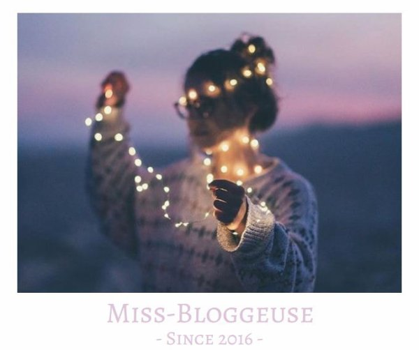 - Miss-Bloggeuse -