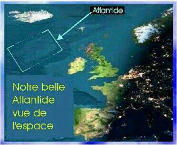 L'Atlantide - La cité engloutie