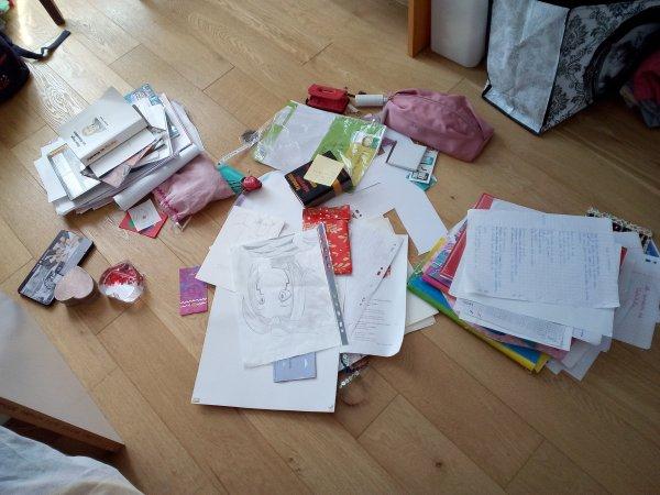 Mes petites astuces : ranger sa chambre