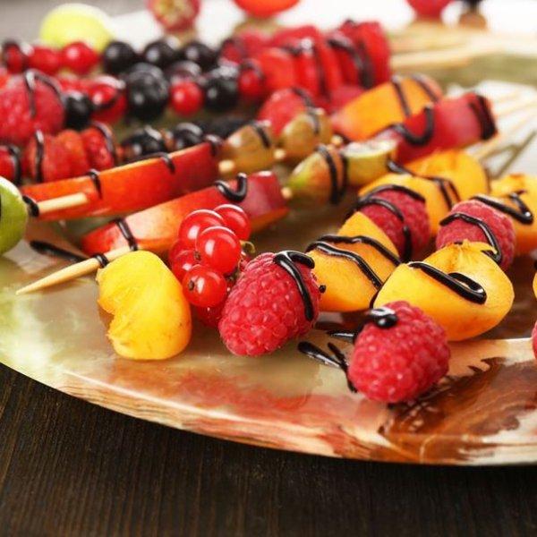 Trois recettes - Fruits d'été