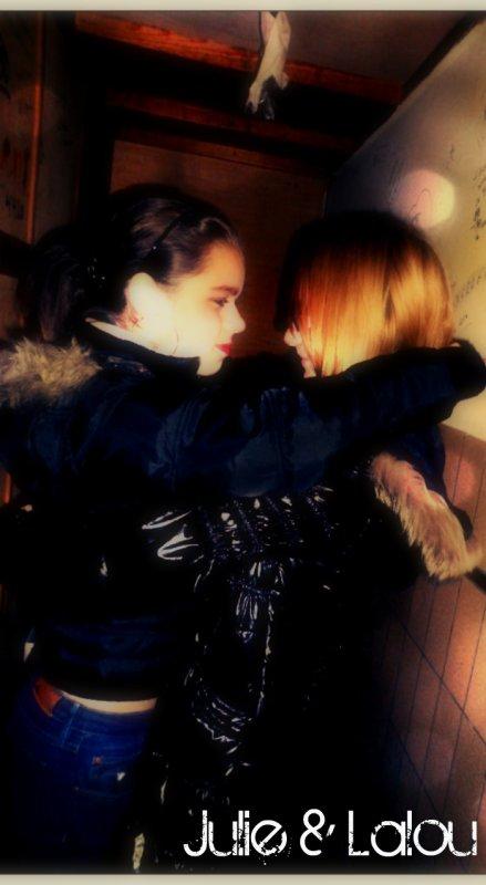 Julie et Lalou ♥