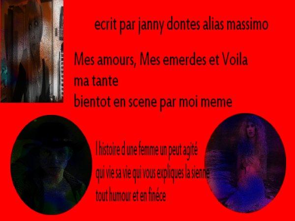 mes amours , mes emerdes , voici ma tante (2012)