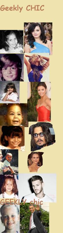 Les Stars enfant :)