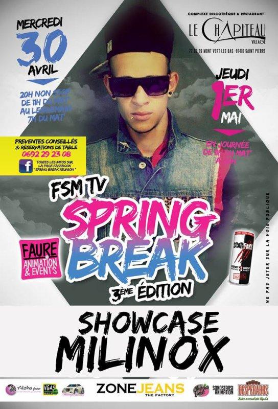 Retrouver Moi Au Spring Break !!