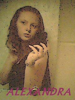 Alexandra • 15 ans  • 26 Fevrier  • perriere • 71•  CELIB </3