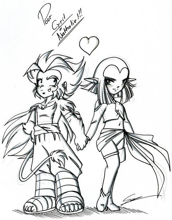 Gryf Et Shimy Blog De I Love Legendaires